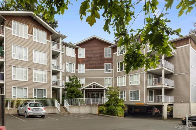 893 Hockley Ave #308, Victoria, BC V9B 2V8 (MLS #411249) :: Live Victoria BC
