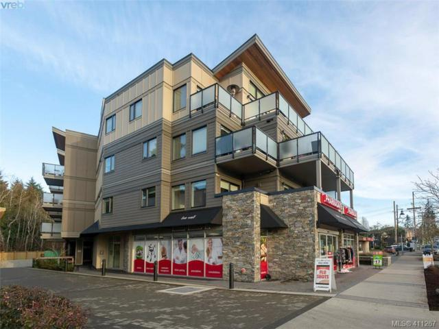 7111 West Saanich Rd #206, Central Saanich, BC V8M 1P7 (MLS #411267) :: Day Team Realty