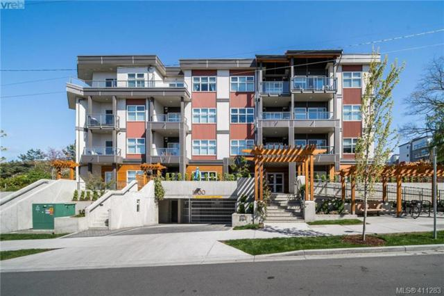 1000 Inverness Rd #406, Victoria, BC V8S 2X1 (MLS #411283) :: Day Team Realty