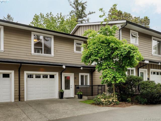 6961 East Saanich Rd #10, Victoria, BC V8Z 0A9 (MLS #411297) :: Live Victoria BC