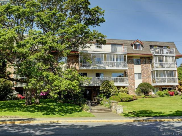 710 Lampson St #203, Victoria, BC V9A 6A6 (MLS #411334) :: Day Team Realty
