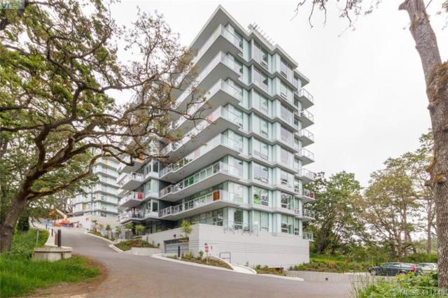 4009 Rainbow Hill Lane #305, Victoria, BC V8X 0B3 (MLS #411448) :: Live Victoria BC