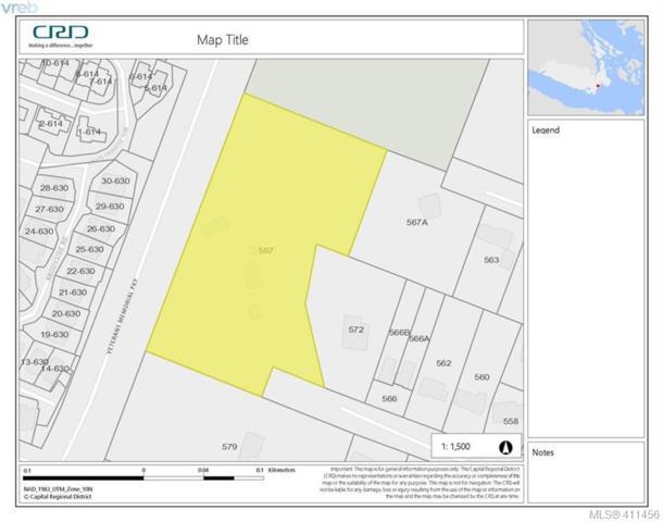 567 Windthrop Rd, Victoria, BC V9C 3B6 (MLS #411456) :: Day Team Realty