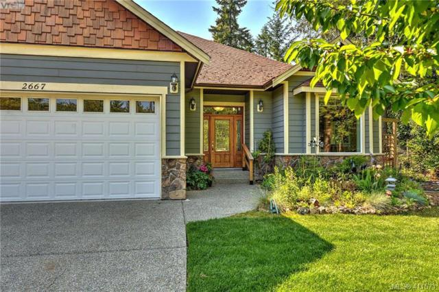 2667 Treit Rd, Shawnigan Lake, BC V0R 2W0 (MLS #411571) :: Live Victoria BC