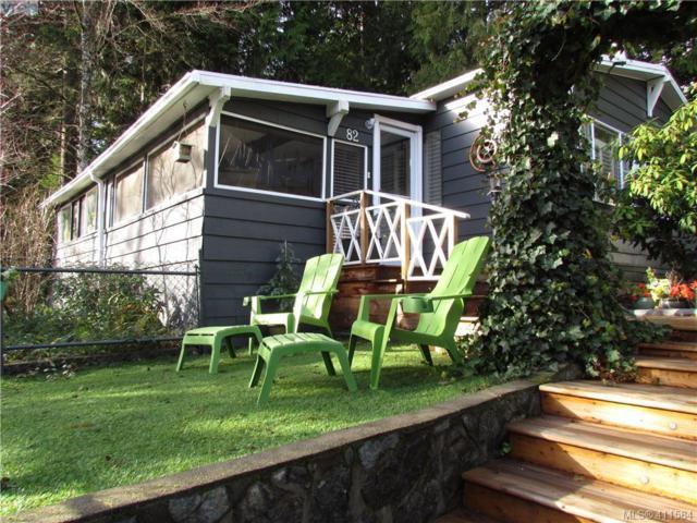 2500 Florence Lake Rd #82, Victoria, BC V9B 4H2 (MLS #411584) :: Live Victoria BC