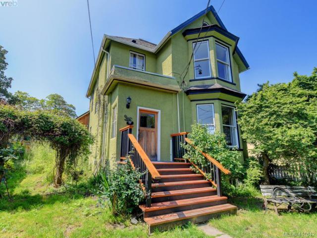 706 Craigflower Rd, Victoria, BC V9A 2W5 (MLS #411642) :: Live Victoria BC