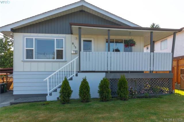 815 Hereward Rd, Victoria, BC V9A 4C9 (MLS #411656) :: Live Victoria BC