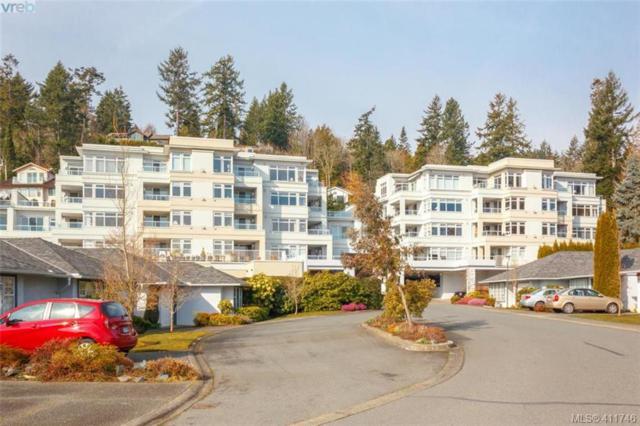 5110 Cordova Bay Rd #304, Victoria, BC V8Y 2K5 (MLS #411746) :: Live Victoria BC