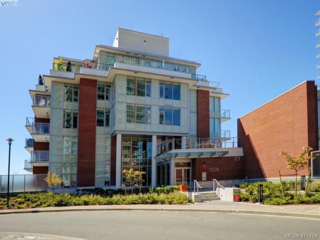 70 Saghalie Rd #101, Victoria, BC V9A 0G9 (MLS #411764) :: Live Victoria BC
