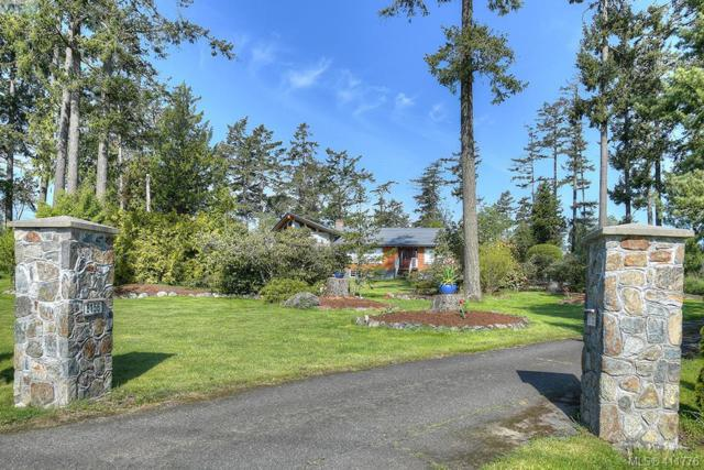 8156 Wallace Dr, Central Saanich, BC V8M 1T3 (MLS #411776) :: Live Victoria BC