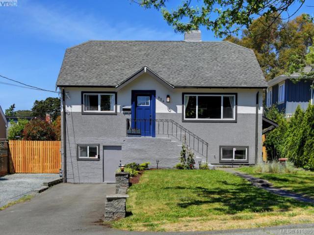 924 Stafford St, Victoria, BC V8X 2V8 (MLS #411885) :: Live Victoria BC