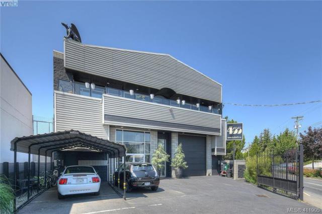 455 E Gorge Rd, Victoria, BC V8T 2W1 (MLS #411905) :: Live Victoria BC