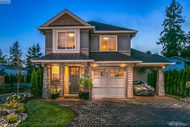 8045 Huckleberry Crt, Central Saanich, BC V8M 1K1 (MLS #411923) :: Live Victoria BC