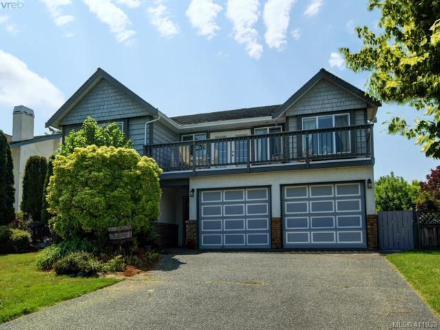 2567 Wilcox Terr, Victoria, BC V8Z 7G5 (MLS #411933) :: Live Victoria BC