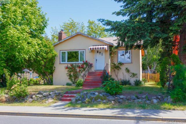 1911 Chambers St, Victoria, BC V8T 3K5 (MLS #411985) :: Live Victoria BC