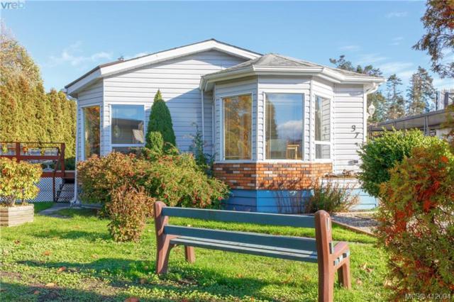 7701 Central Saanich Rd #37, Central Saanich, BC V8M 1X3 (MLS #412004) :: Live Victoria BC