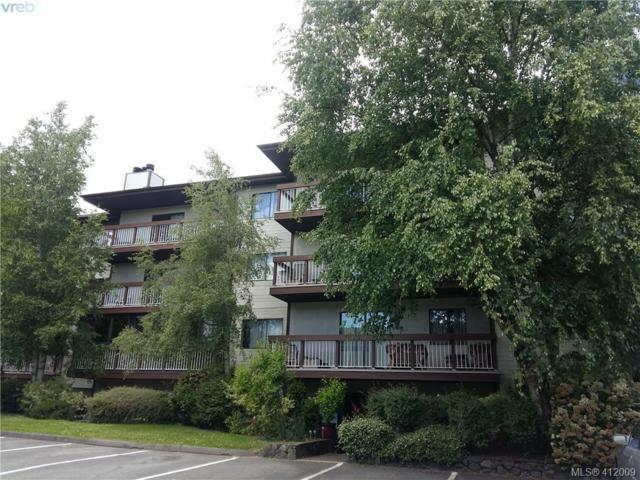 81 W Gorge Rd #402, Victoria, BC V9A 1L9 (MLS #412009) :: Live Victoria BC