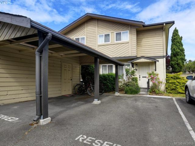 1741 Mckenzie Ave #8, Victoria, BC V8N 1A6 (MLS #412018) :: Live Victoria BC
