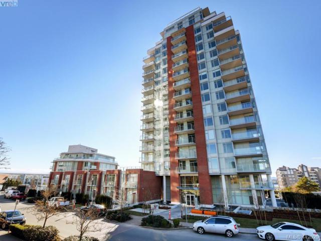 60 Saghalie Rd #501, Victoria, BC V9A 0E7 (MLS #412020) :: Live Victoria BC