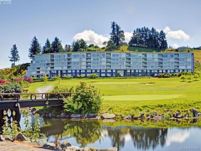 5332 Sayward Hill Cres #410, Victoria, BC V8Y 3H8 (MLS #412021) :: Live Victoria BC
