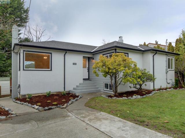 4200 Tyndall Ave, Victoria, BC V8N 3R8 (MLS #412024) :: Live Victoria BC