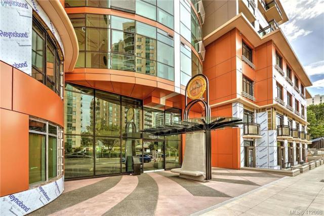 1029 View St #608, Victoria, BC V8V 0C9 (MLS #412098) :: Live Victoria BC