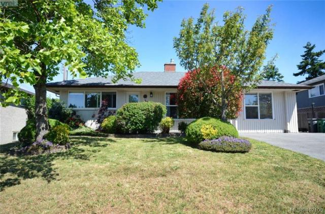 590 Agnes St, Victoria, BC V8Z 2E4 (MLS #412100) :: Live Victoria BC