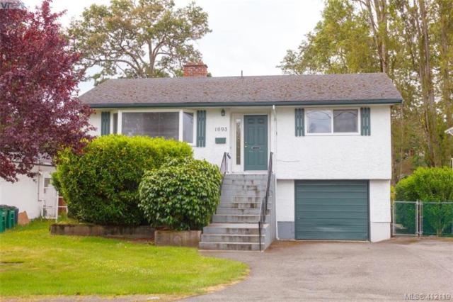 1693 Midgard Ave, Victoria, BC V8P 2Y4 (MLS #412119) :: Live Victoria BC