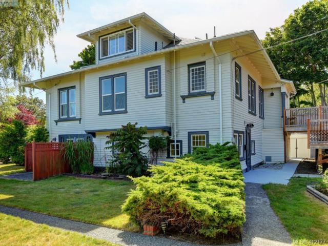 2378 Pacific Ave, Victoria, BC V8R 2V7 (MLS #412177) :: Live Victoria BC