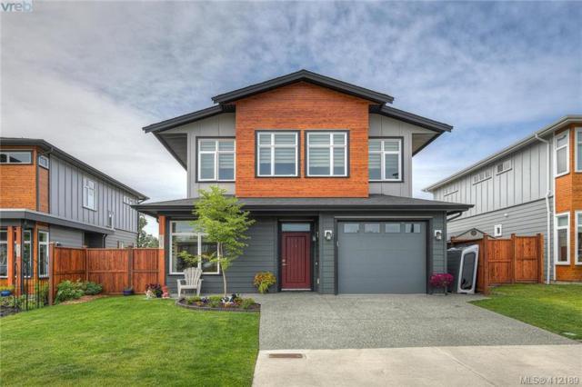 2087 Wood Violet Lane, Sidney, BC V8L 1P1 (MLS #412189) :: Live Victoria BC