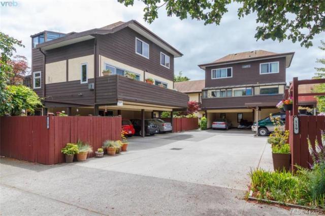 119 Ladysmith St #102, Victoria, BC V8V 1J3 (MLS #412325) :: Live Victoria BC