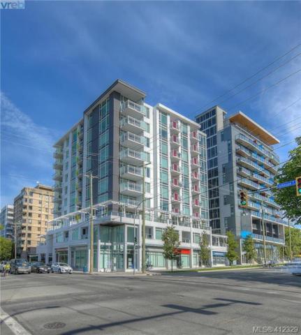1090 Johnson St #204, Victoria, BC V8V 3N7 (MLS #412329) :: Live Victoria BC