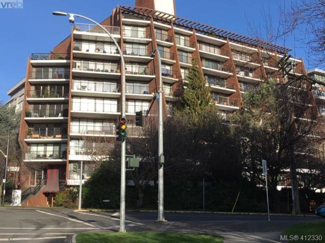 777 Blanshard St #601, Victoria, BC V8W 2G9 (MLS #412330) :: Live Victoria BC
