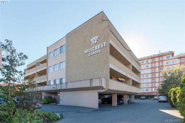 755 Hillside Ave #204, Victoria, BC V8T 5B3 (MLS #412334) :: Live Victoria BC