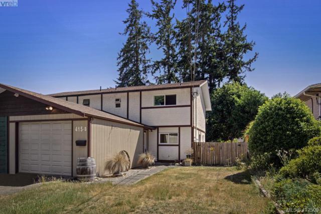 415B Tipton Ave, Victoria, BC V9C 2B8 (MLS #412509) :: Live Victoria BC