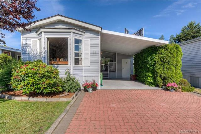 7583 Central Saanich Rd #26, Central Saanich, BC V8M 2B6 (MLS #413217) :: Day Team Realty