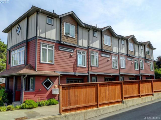 617 Admirals Rd 1-4, Victoria, BC V9A 2N6 (MLS #413440) :: Live Victoria BC