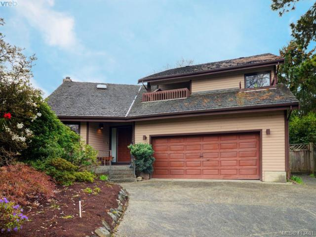 3103 Wessex Close, Victoria, BC V8P 5N2 (MLS #413481) :: Day Team Realty