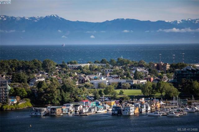 60 Saghalie Rd #1502, Victoria, BC V9A 0H1 (MLS #413486) :: Live Victoria BC