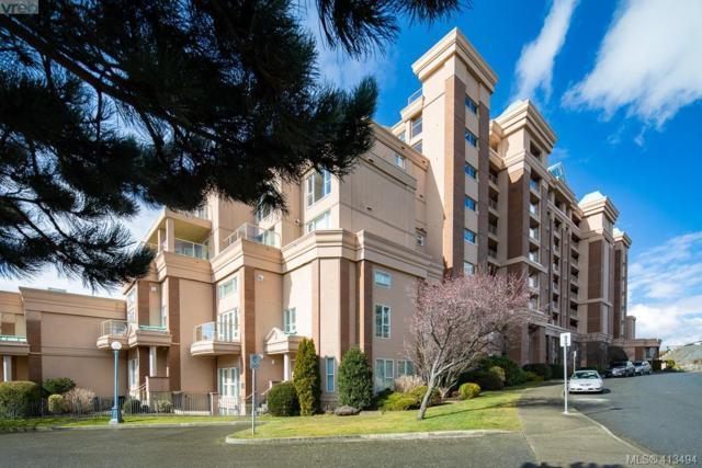75 Songhees Rd #504, Victoria, BC V9A 7M5 (MLS #413494) :: Live Victoria BC