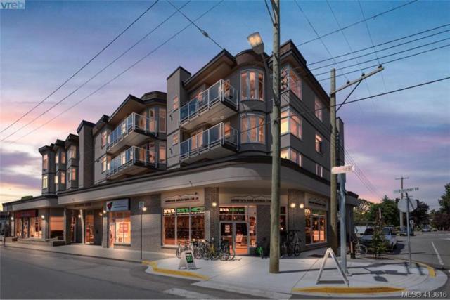 1258 Esquimalt Rd #203, Victoria, BC V9A 3P3 (MLS #413616) :: Live Victoria BC