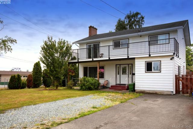 2255 Henry Ave, Sidney, BC V8L 2A8 (MLS #413643) :: Day Team Realty