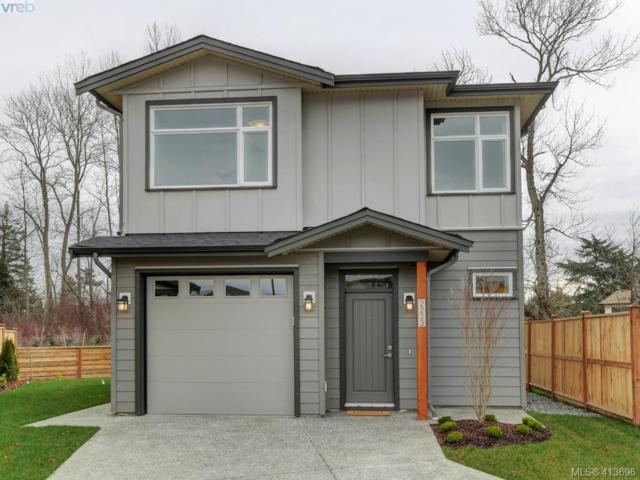2223 Deerbrush Cres, Sidney, BC V8L 0C5 (MLS #413696) :: Live Victoria BC