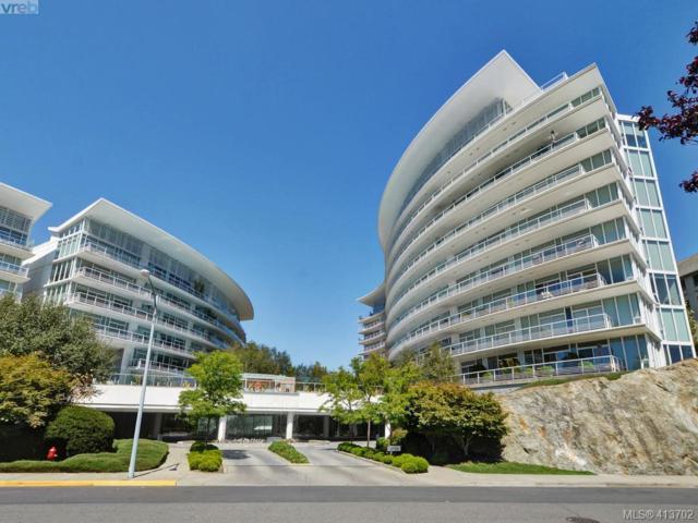 68 Songhees Rd #202, Victoria, BC V9A 0A3 (MLS #413702) :: Live Victoria BC