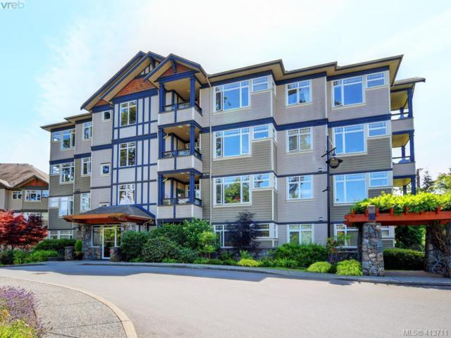 1115 Craigflower Rd 202D, Victoria, BC V9A 7R1 (MLS #413711) :: Live Victoria BC