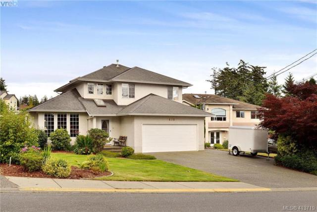 410 Creed Rd, Victoria, BC V9B 6C9 (MLS #413719) :: Live Victoria BC