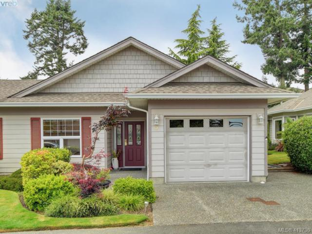 7980 East Saanich Rd #9, Central Saanich, BC V8M 2J5 (MLS #413736) :: Day Team Realty