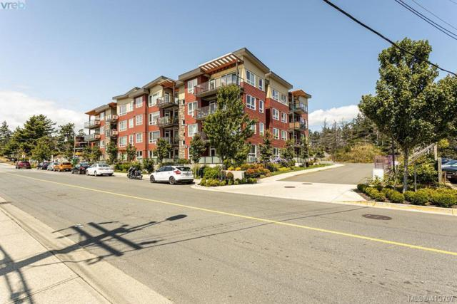 300 Belmont Rd #302, Victoria, BC V9C 1B1 (MLS #413797) :: Day Team Realty