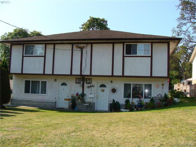 937+939 Shearwater St, Victoria, BC V9A 4V3 (MLS #413814) :: Live Victoria BC