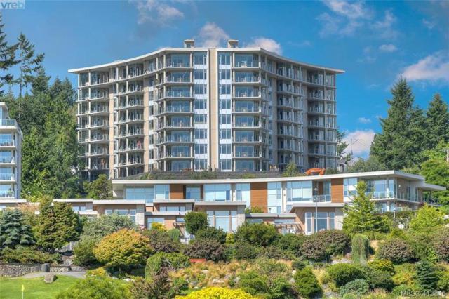 5388 Hill Rise Terr #803, Victoria, BC V8Y 3K1 (MLS #413816) :: Live Victoria BC